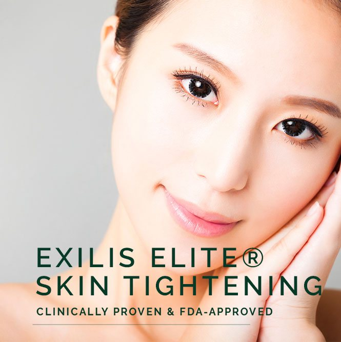 exilis elite skin tightening